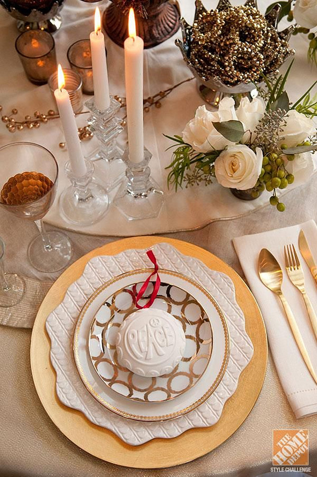 Tag Archive For Quot Christmas Tablescapes Quot Home Bunch