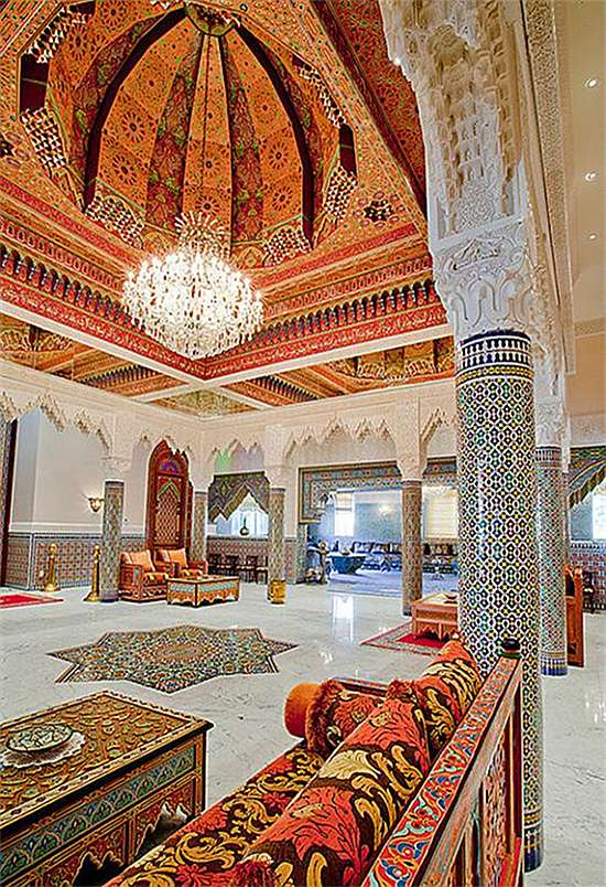 cool or fool: moroccan house in houston, texas - home bunch