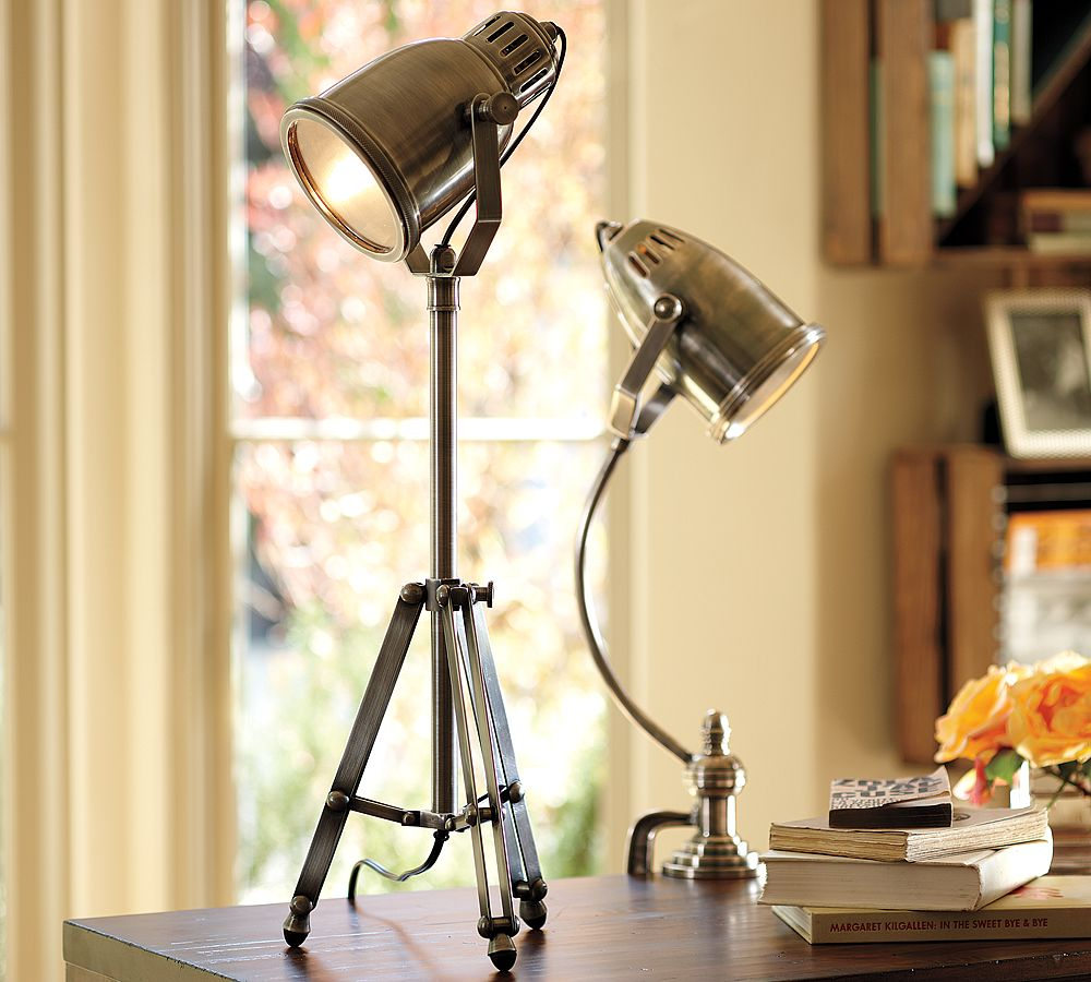 Pottery Barn Clip On Lamp: Interior Design Within A Budget