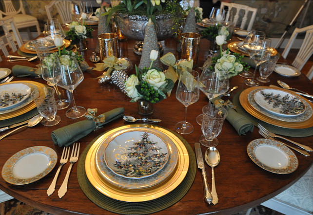 Festive Tabletop Ideas For Holiday Entertaining Home Bunch Interior Design