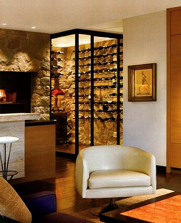 Jennifer Aniston House - Liv Room