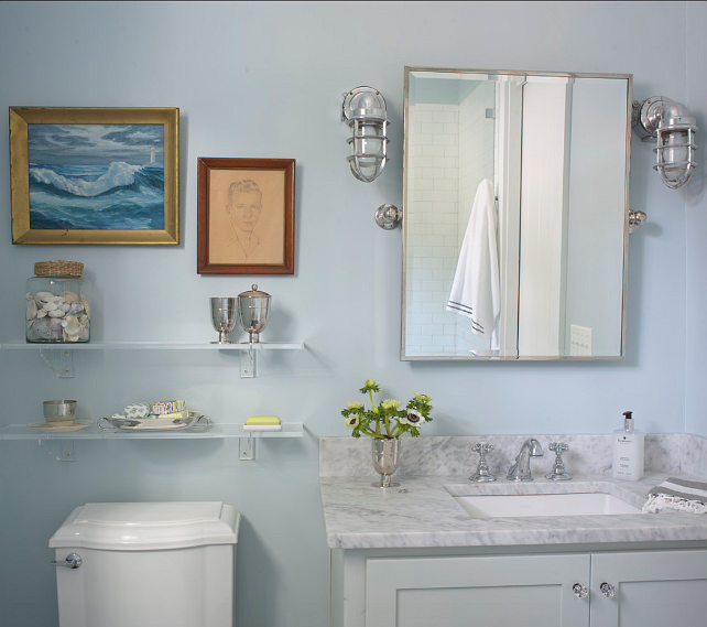 Coastal cottage home bunch interior design ideas for Coastal bathroom design