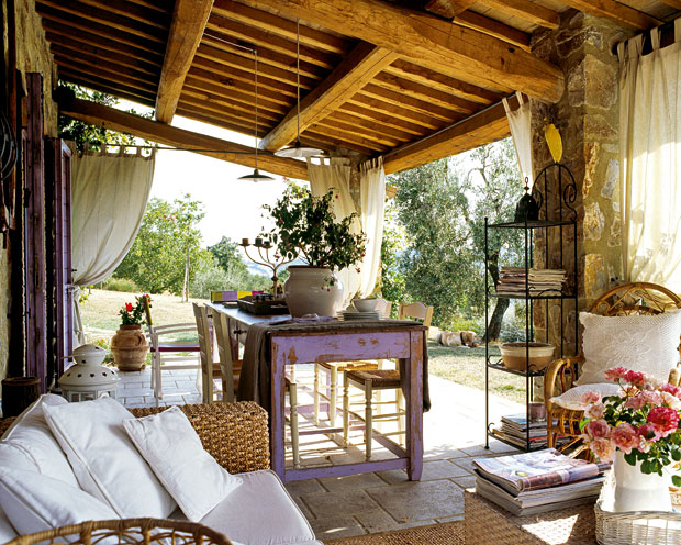 Italian cottage home bunch interior design ideas for Italian country home plans