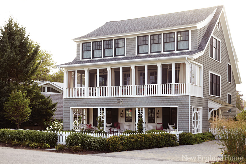 Cottage: Hampton Beach - Home Bunch Interior Design Ideas