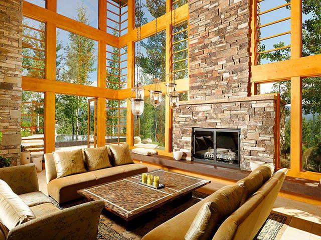 Aspen dream home home bunch interior design ideas for Aspen house