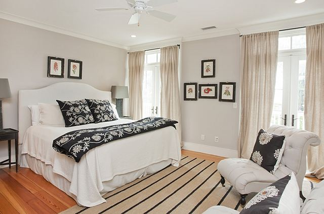 Light Gray Wall Paint Trendy Bedroom Fetching Image Of
