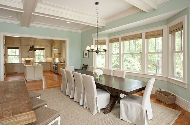 Shingle-Style Beach House - Home Bunch Interior Design Ideas