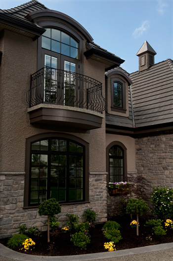 Earth Tone Exterior House Colors
