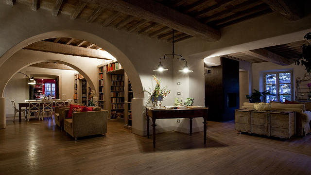 Casa fabbrini an italian villa home bunch interior - Open space casa ...