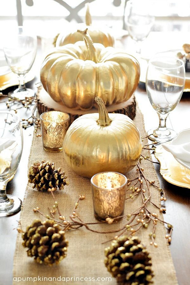Decorating For Thanksgiving easy thanksgiving decorating ideas - home bunch – interior design