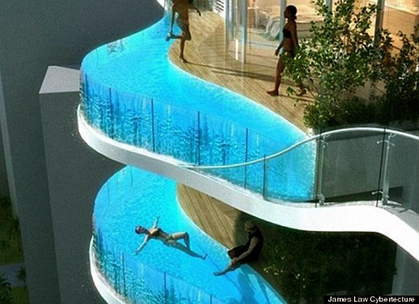 Writer. Cool or Fool  Swim on your Balcony   Home Bunch   Interior Design