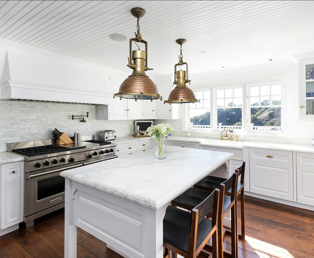 Coastal Kitchen. Fabulous Coastal Kitchen. #Kitchen #Coastal #Interiors