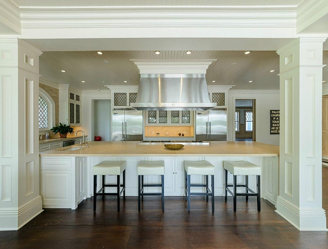 Kitchen Design. Great Kitchen Design Ideas! #KitchenDesign #Kitchen #Interiors #HomeDecor