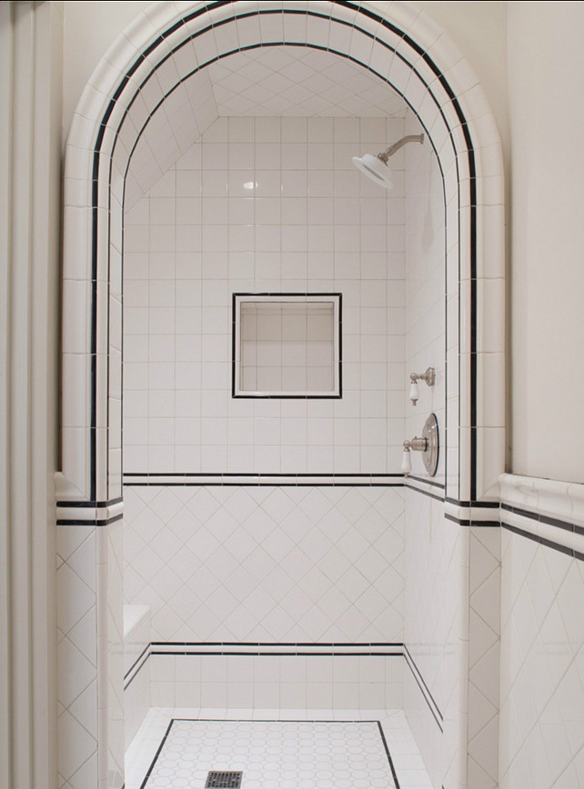 Shower Design Ideas. Simple and affordable shower design ideas! #Shower #bathroom #Interiors