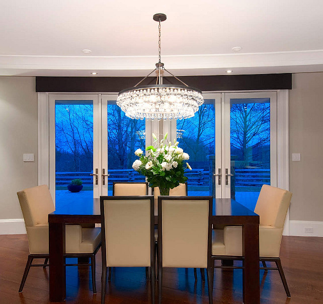 Dining Room. Modern Dining Room Design Ideas. #DiningRoom #Modern #Contemporary #DiningRoom Design