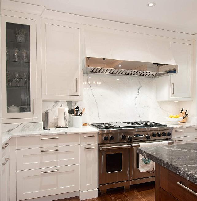 Kitchen Range Ideas. #Kitchen #Range #Wolf